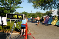 Duathlon Finish Line 2012